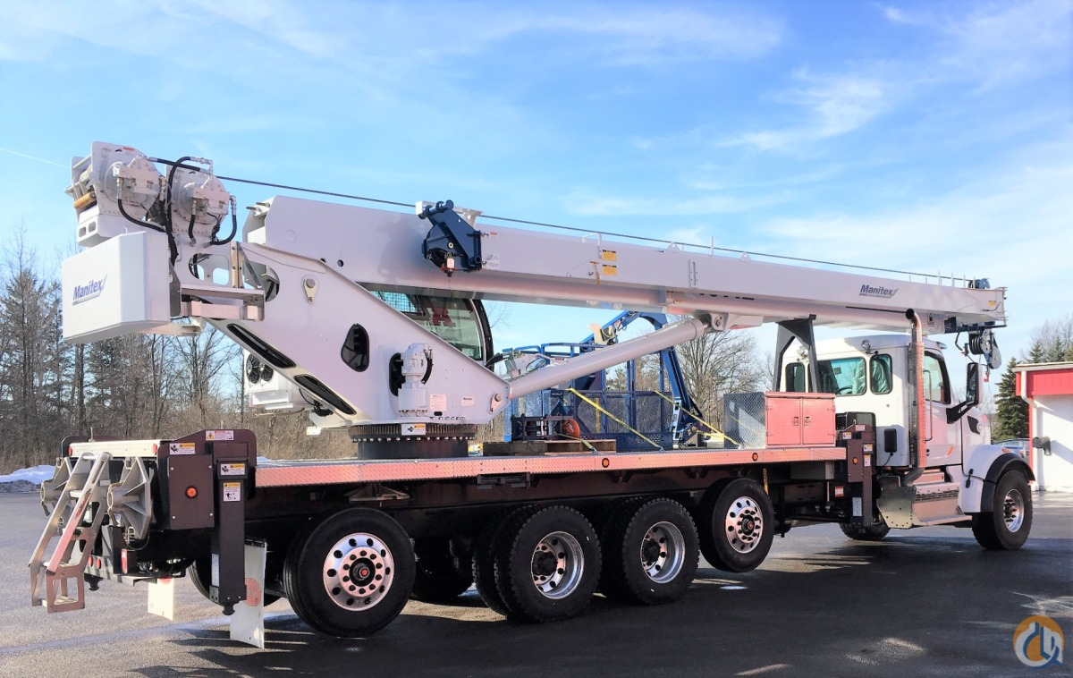 2019 Manitex TC45142 Crane for Sale in Indianapolis Indiana on CraneNetwork.com