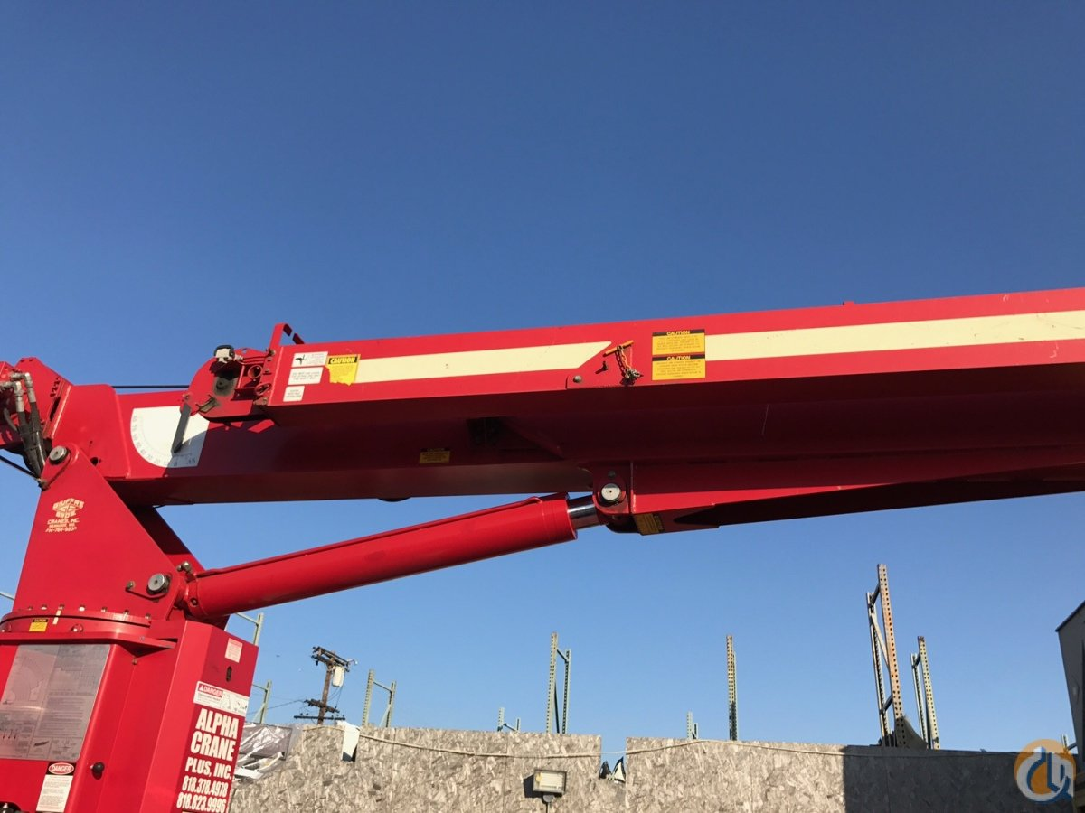 2013 Manitex 1970C Crane for Sale on CraneNetworkcom