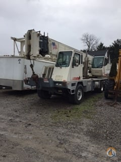 Terex T340 Crane for Sale in Clyde Ohio on CraneNetworkcom