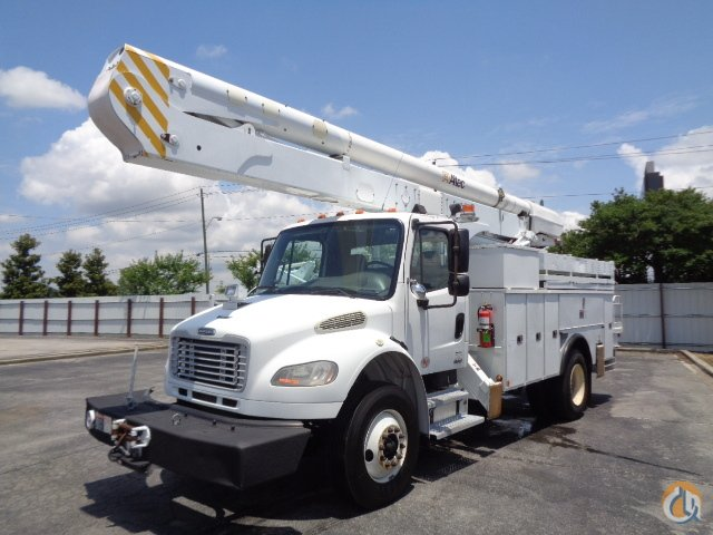 2010 Altec AA55E-MH Crane for Sale in Birmingham Alabama on CraneNetworkcom