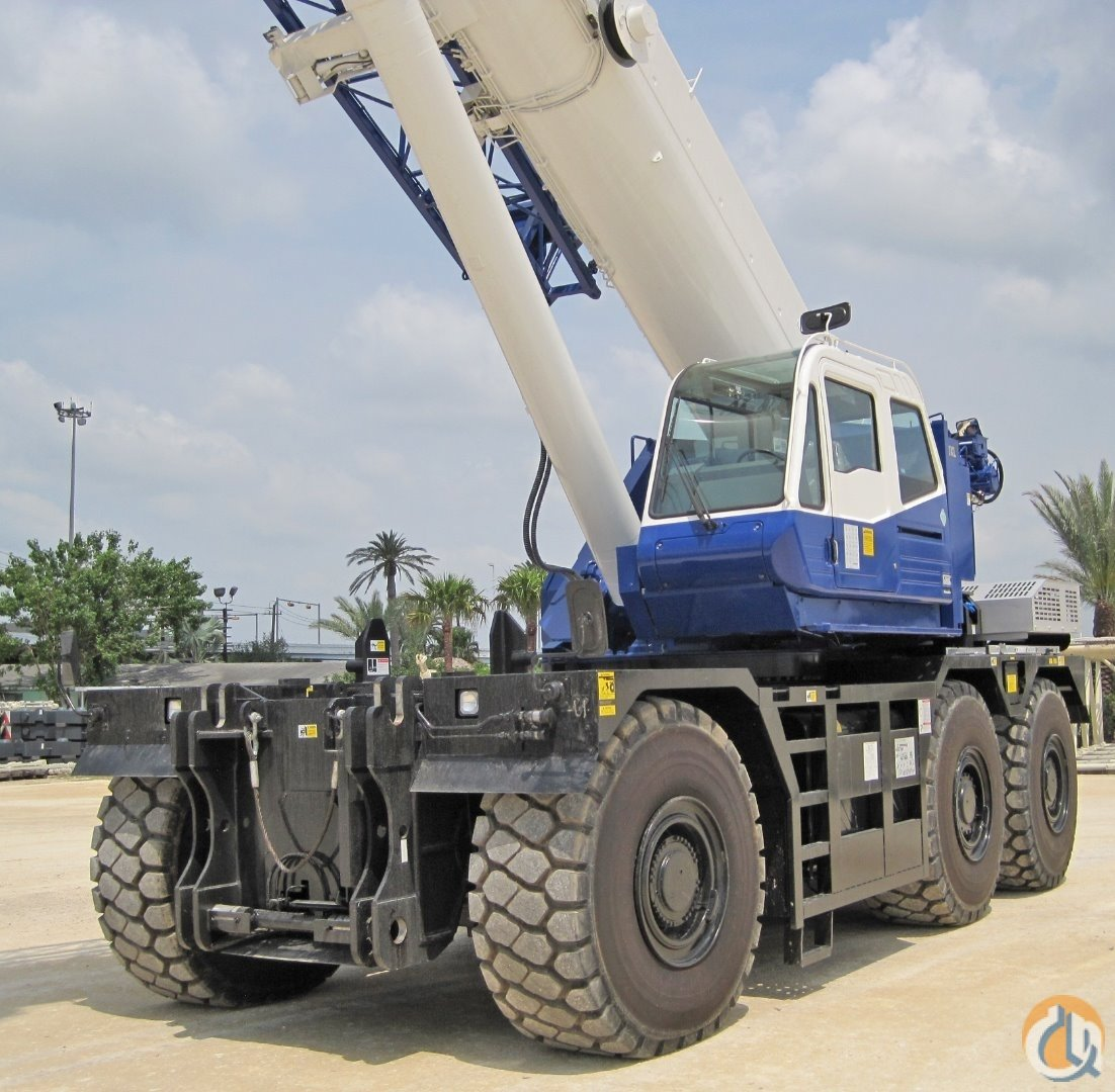 2 2017 Tadano GR-1600XL-3  For Sale Lease  RPO Crane for Sale or Rent in Houston Texas on CraneNetworkcom