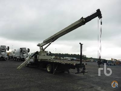 2011 FORD F750 Crane for Sale in Humble Texas on CraneNetworkcom