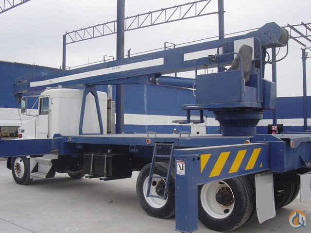 1998 Manitex 22101 S Crane for Sale in Chiautempan Tlaxcala on CraneNetwork.com