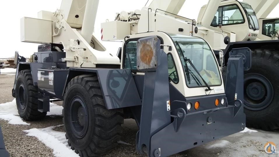 2013 TEREX CD225 Crane for Sale or Rent in North Syracuse New York on CraneNetwork.com