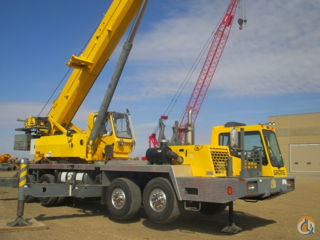 2004 GROVE TMS900E Crane for Sale in Fullerton North Dakota on CraneNetwork.com