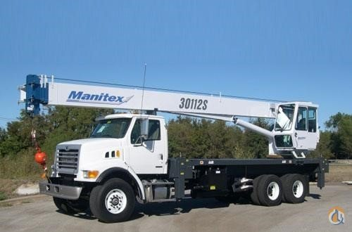 2017 Manitex 30112S Crane for Sale on CraneNetworkcom