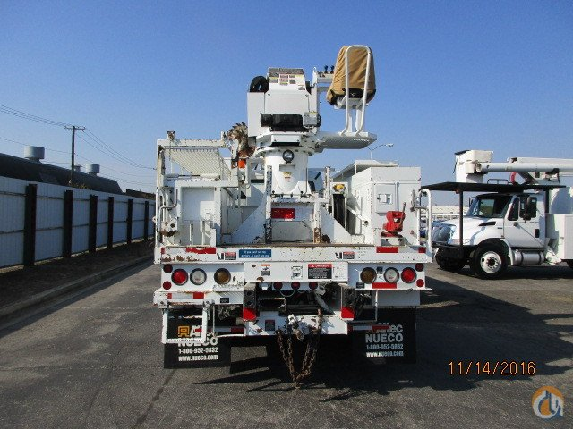 2008 Altec DM47-BR Crane for Sale in Birmingham Alabama on CraneNetworkcom