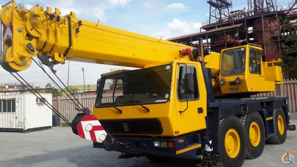 Sold GROVE GMK3050 Crane for  on CraneNetwork.com