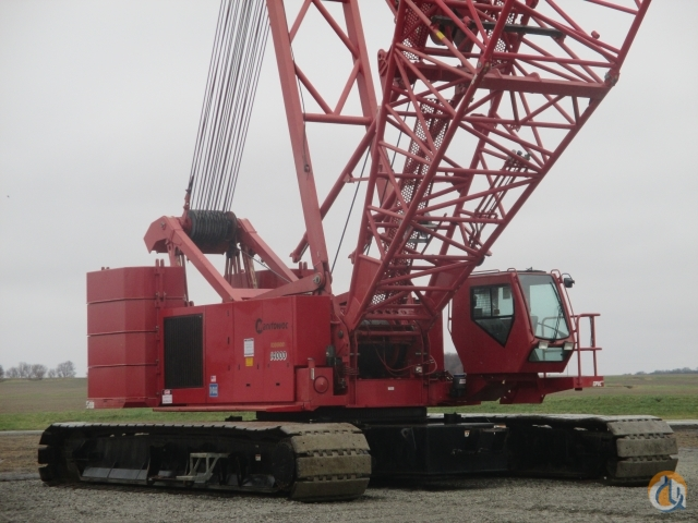 2009 MANITOWOC 14000 Crane for Sale in Fullerton North Dakota on CraneNetwork.com