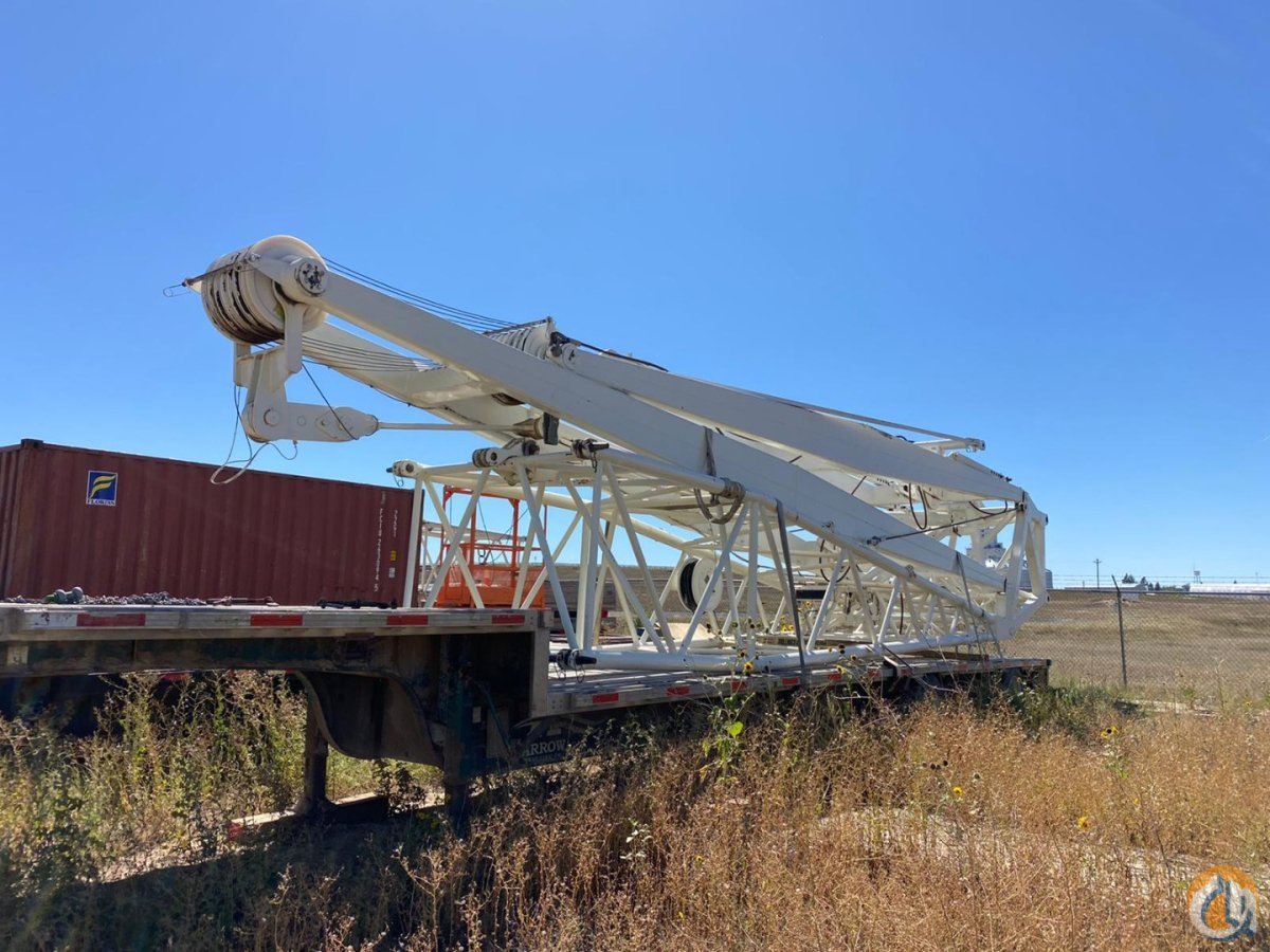 2006 LIEBHERR LR1400-2 Crane for Sale in Denver Colorado on CraneNetwork.com