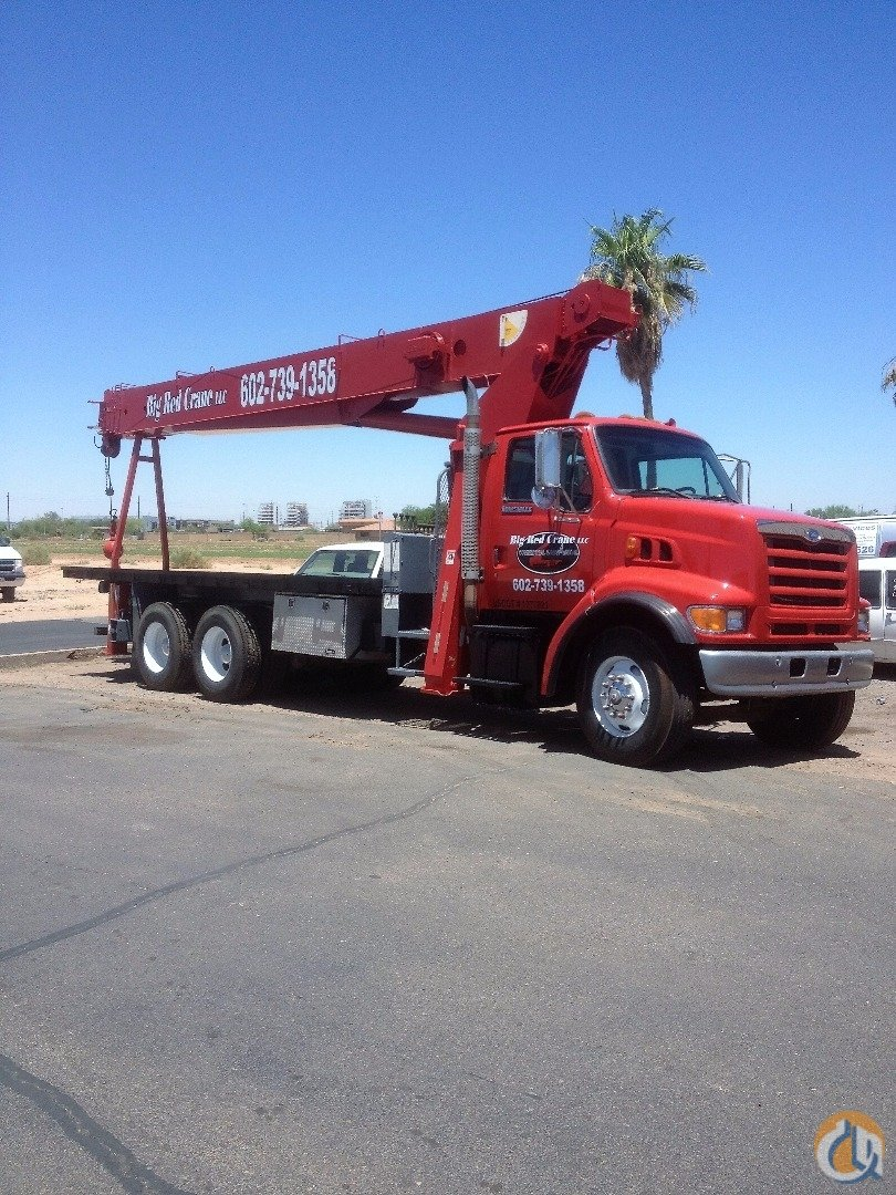 Sold 1998 SIMON RO 4792 Crane for  in Phoenix Arizona on CraneNetwork.com
