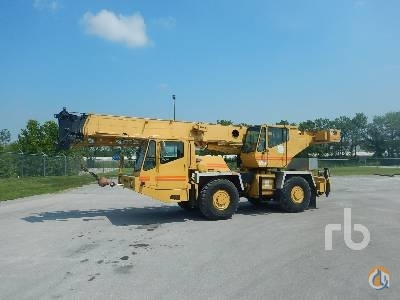 1987 GROVE AT422G Crane for Sale in Lebanon Tennessee on CraneNetwork.com