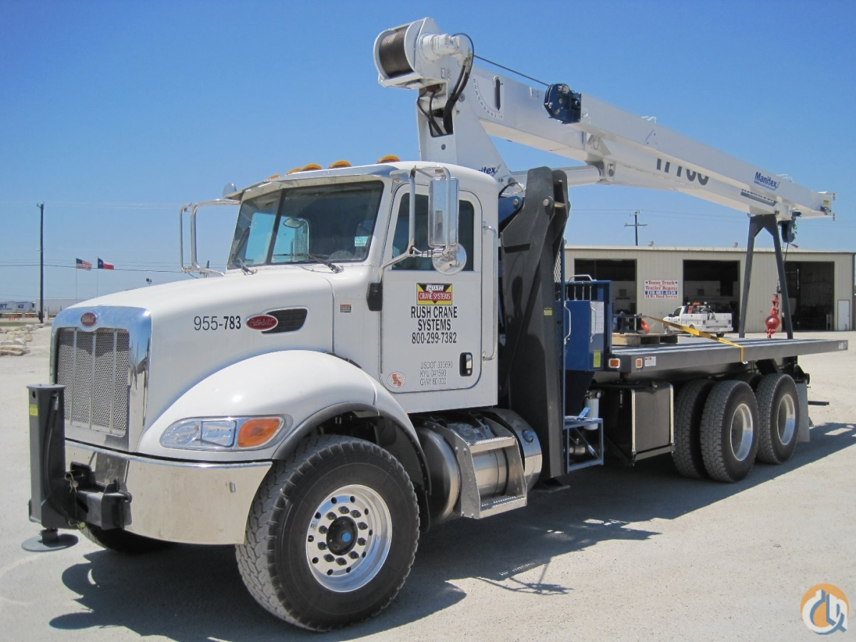 2012 Manitex 1770C Crane for Sale or Rent in Houston Texas on CraneNetworkcom