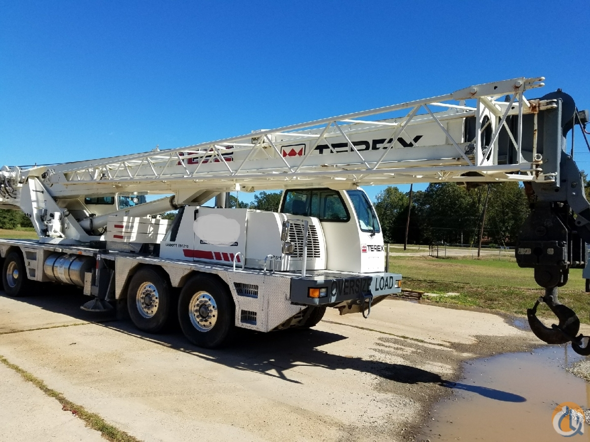 2005 Terex T-775 Crane for Sale on CraneNetwork.com