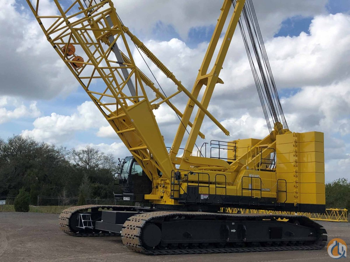 NEW 2020 KOBELCO CK-2750G-2 Crane for Sale or Rent in Titusville Florida on CraneNetwork.com