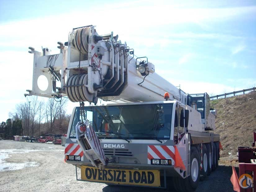 Demag AC100L Crane for Sale on CraneNetwork.com