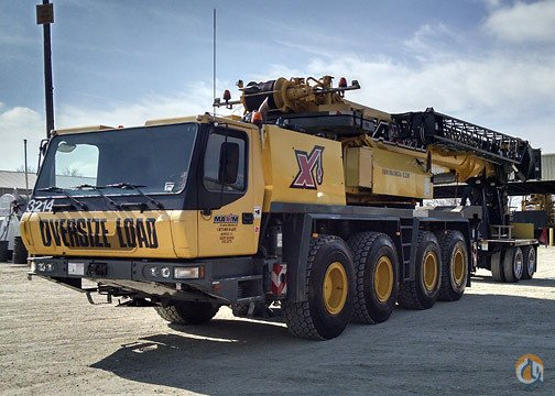 GroveGMK4100B Crane for Sale in Pompano Beach Florida on CraneNetwork.com