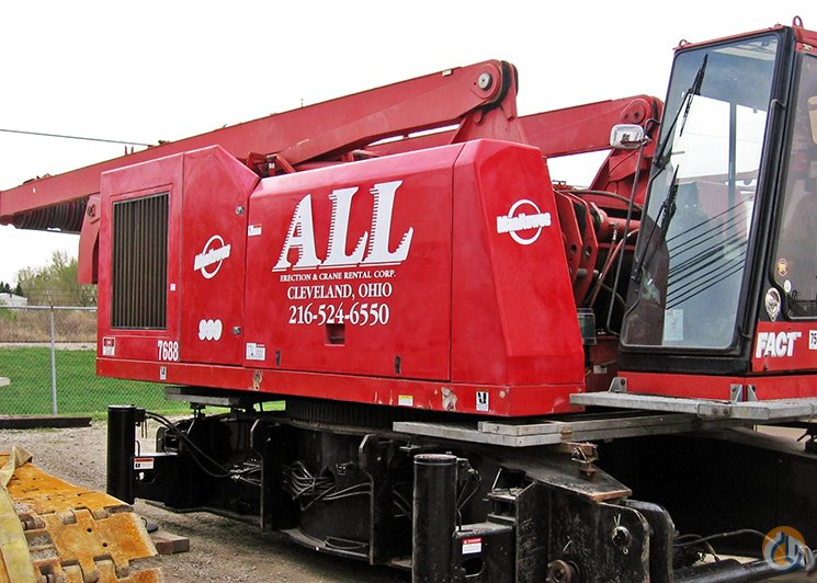 Manitowoc 999 For Sale Crane for Sale in Chicago Illinois on CraneNetwork.com