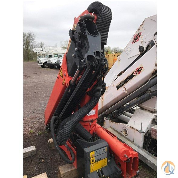 2011 Crane PALFINGER PK14002EH K592 Crane for Sale in Hatfield Pennsylvania on CraneNetwork.com