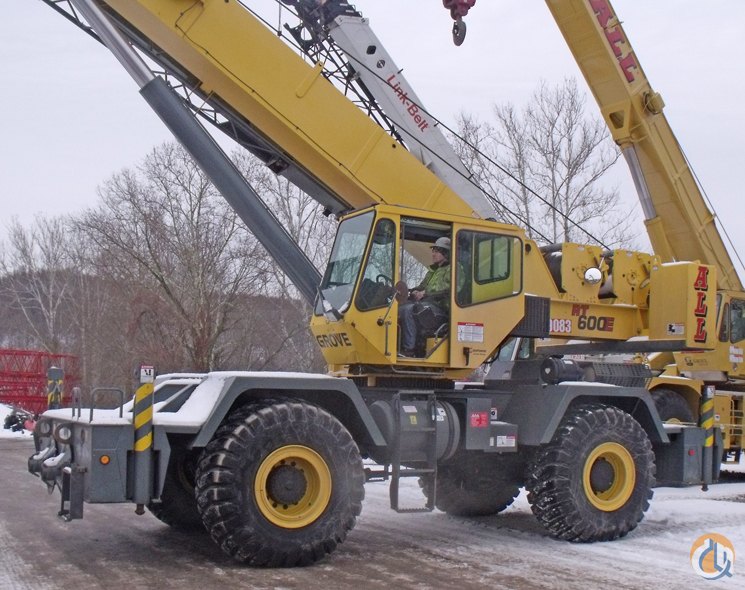Grove RT650E For Sale Crane for Sale in Pittsburgh Pennsylvania on CraneNetworkcom