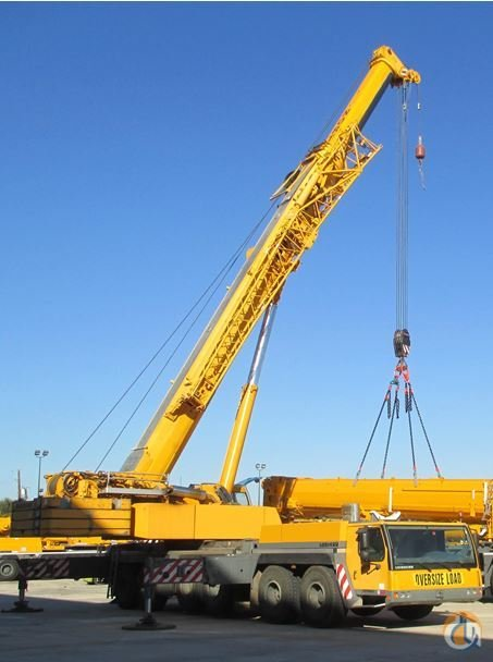 2007 LIEBHERR LTM 1250-6.1 Crane for Sale in Houston Texas on CraneNetwork.com