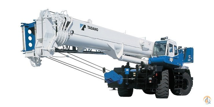2015 Tadano GR-1000XL-2 Crane for Sale on CraneNetwork.com