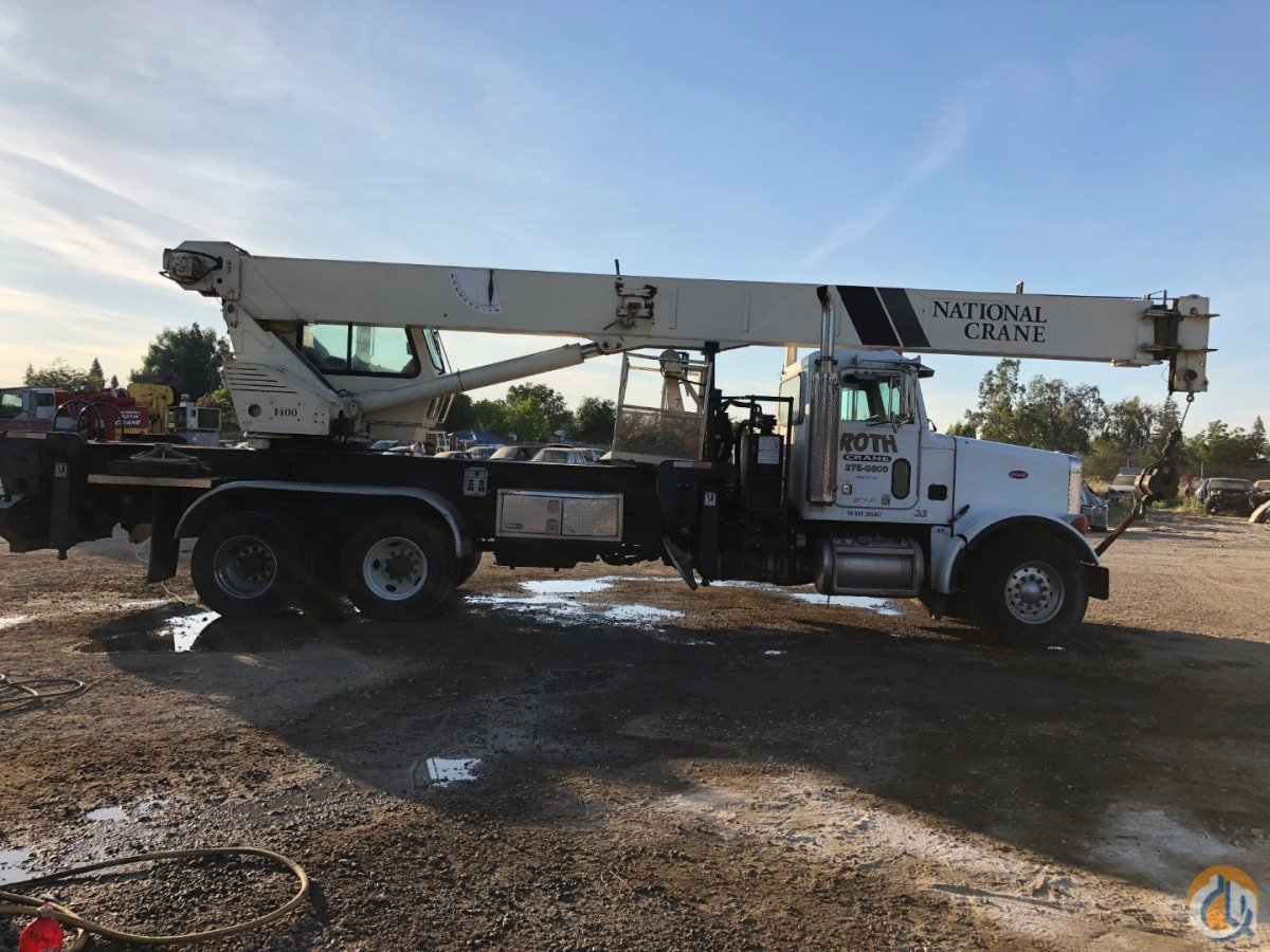 2004 1400 National Crane for Sale in Fresno California on CraneNetwork.com