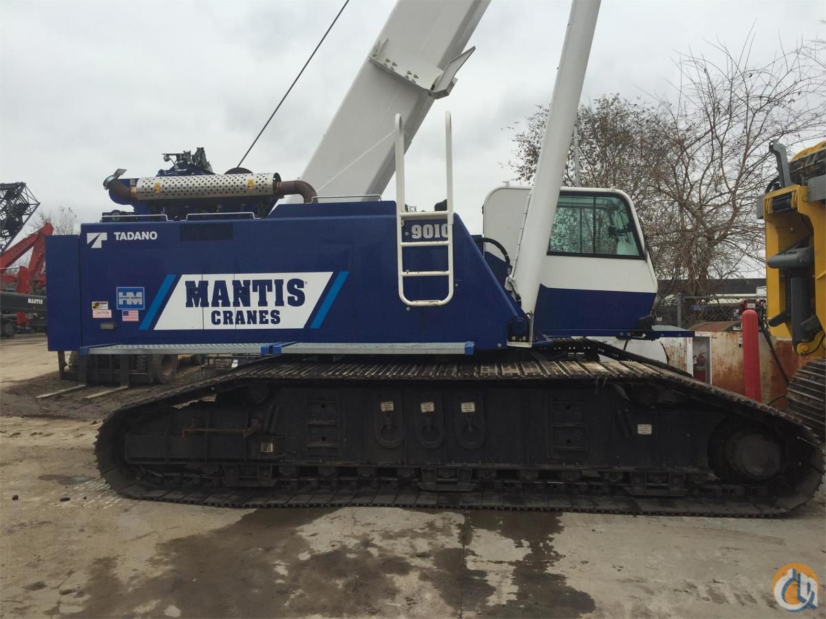 2014 MANTIS 9010 Crane for Sale in Bloomington Minnesota on CraneNetwork.com