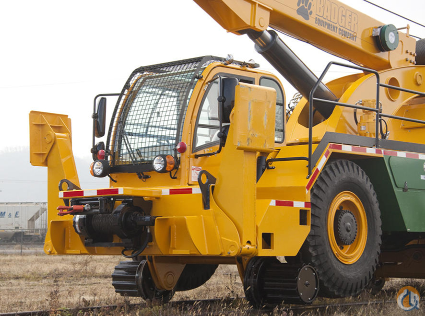 2015 Badger CD4430R Crane for Sale on CraneNetworkcom