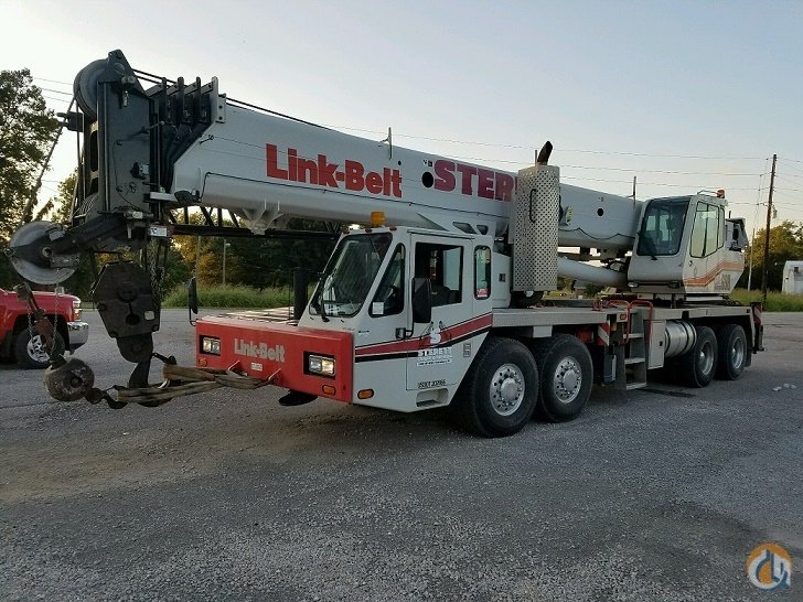 2008 Link-Belt HTC-8690 Crane for Sale on CraneNetwork.com