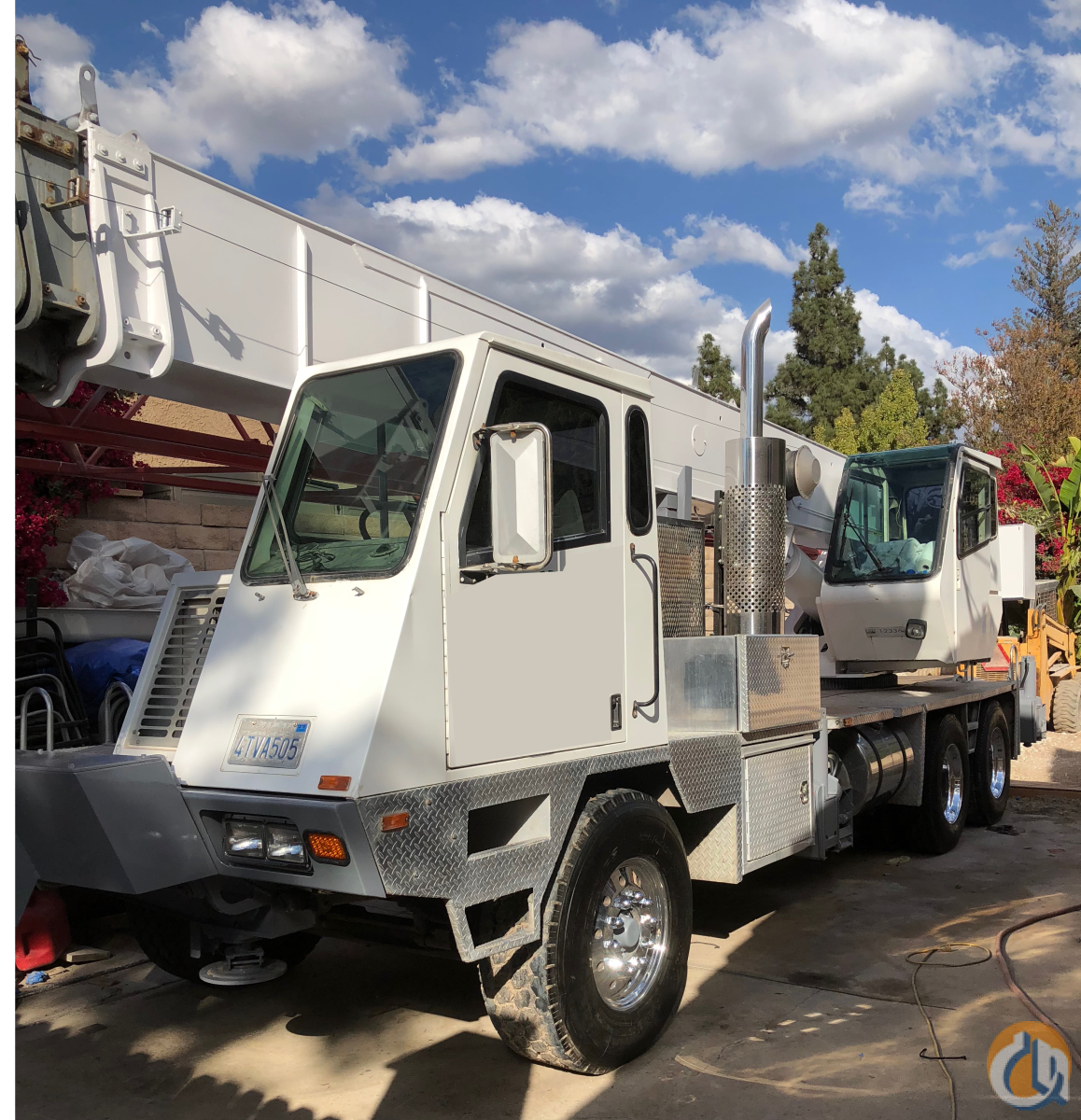 2001 Terex T340 Hydraulic Truck Crane Craneslist ID195 Crane for Sale on CraneNetwork.com