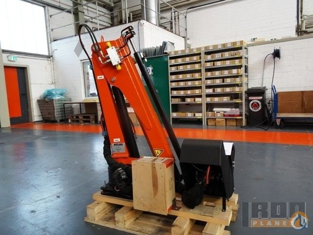 Sold 2013 Atlas TC13C-SF1 Truck Mounted Boom - Unused Crane for  on CraneNetworkcom