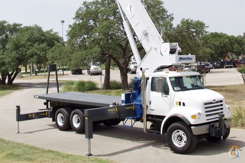 2017 Manitex 35124C Crane for Sale in Houston Texas on CraneNetwork.com