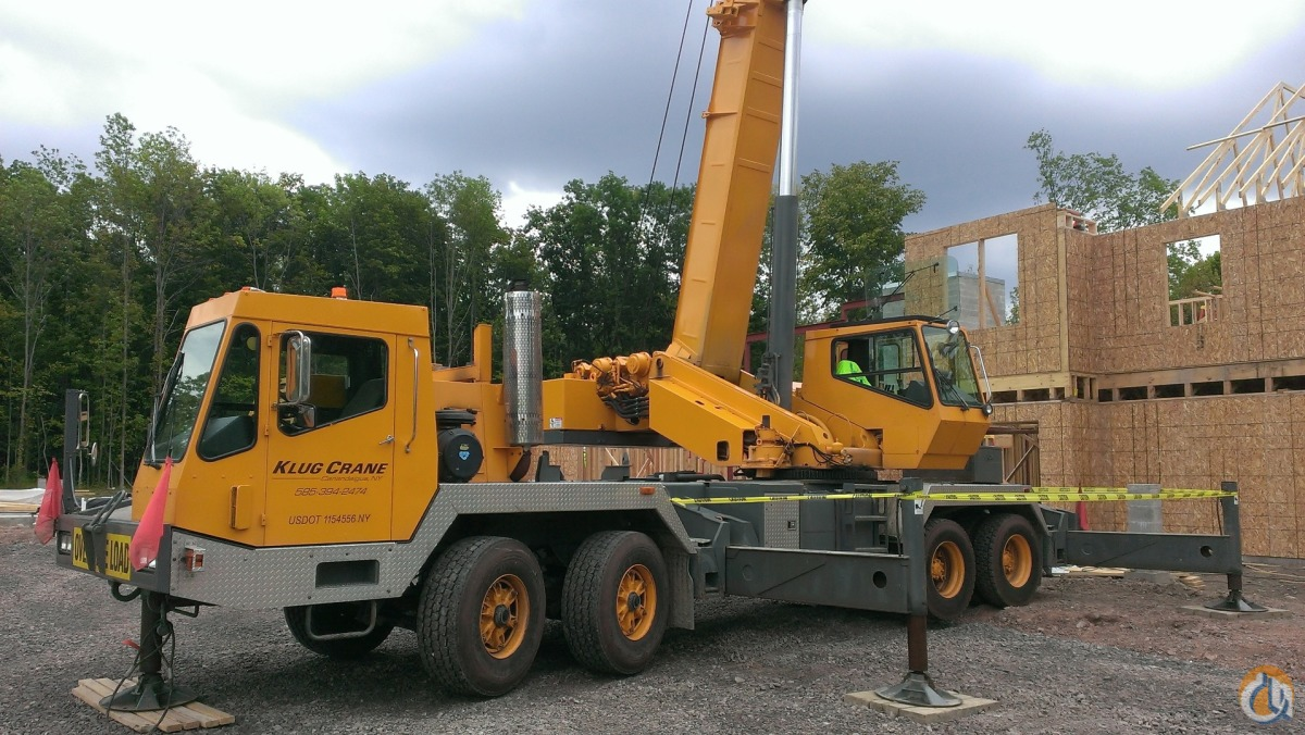40-TON GROVE TMS640 Crane for Sale in Rochester New York on CraneNetwork.com