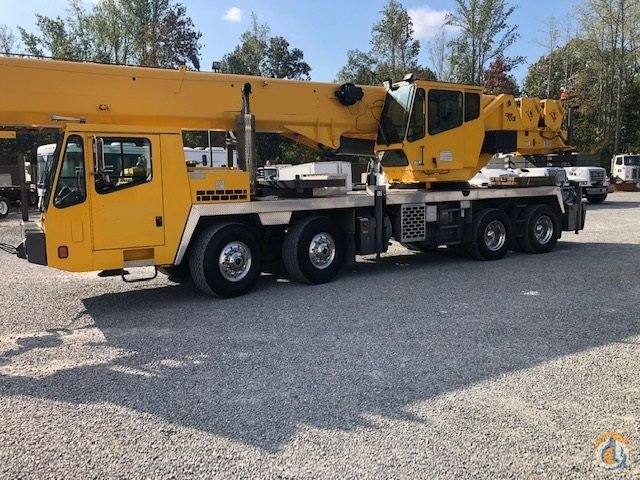 2005 Grove TMS760E Crane for Sale in Midlothian Virginia on CraneNetwork.com