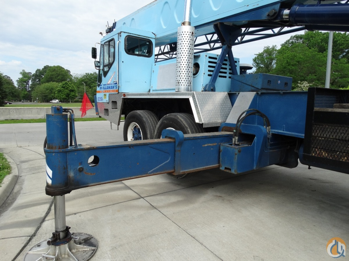 40 TON Osha Certified Close to Port Crane for Sale on CraneNetwork.com