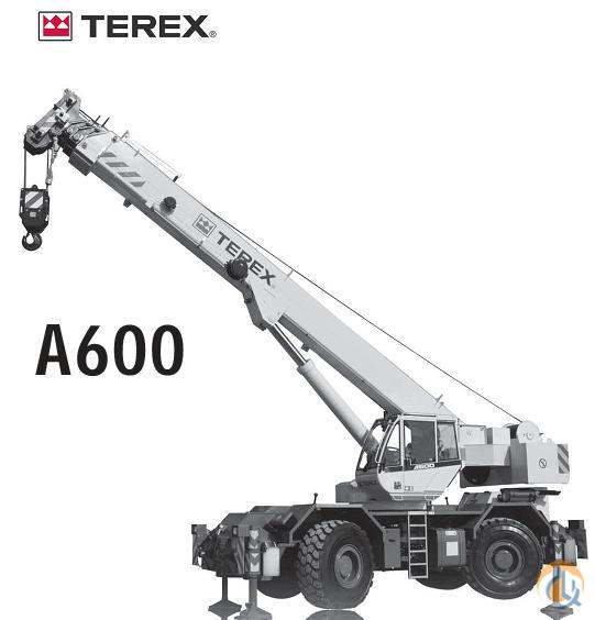 2017 Terex Quadstar 1065 Crane for Sale on CraneNetworkcom