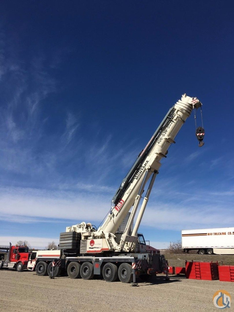 Liebherr 360 Ton Crane for Sale in Billings Montana on CraneNetworkcom