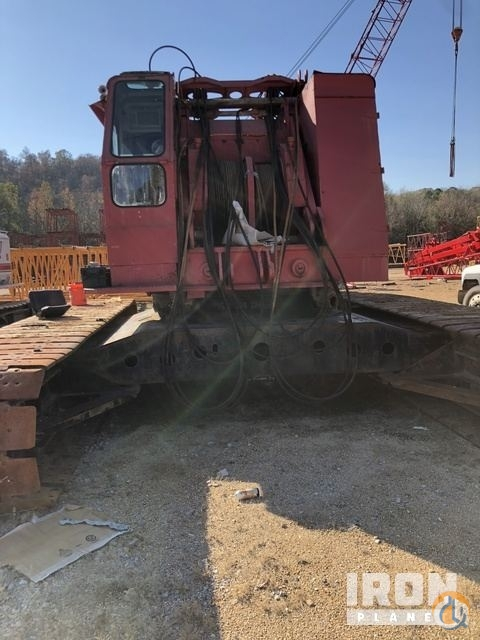 Sold 1971 Manitowoc 3900W-II 140 Ton Lattice-Boom Crawler Crane Crane for  in Alabaster Alabama on CraneNetwork.com