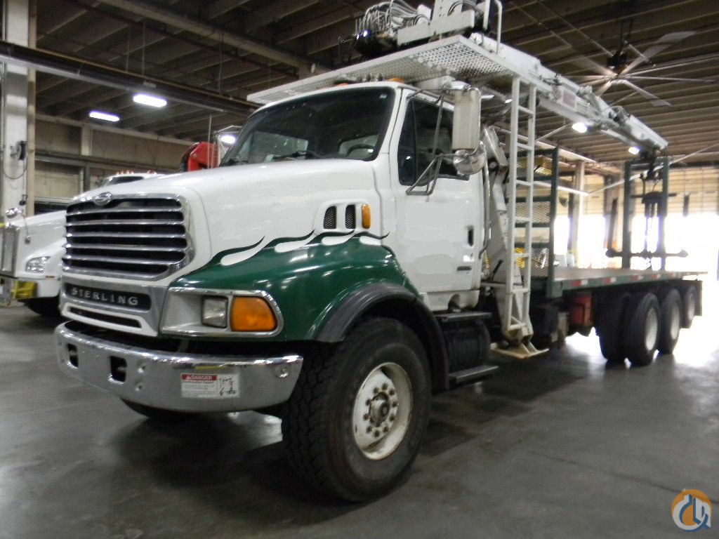 Used 2003 IMT 16000 S3 mounted to 2003 Sterling LT9513 chassis Crane for Sale in Olathe Kansas on CraneNetwork.com