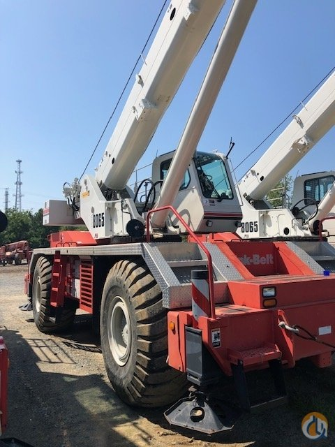 2015 LINK-BELT RTC-8065 Crane for Sale in Charlotte North Carolina on CraneNetwork.com