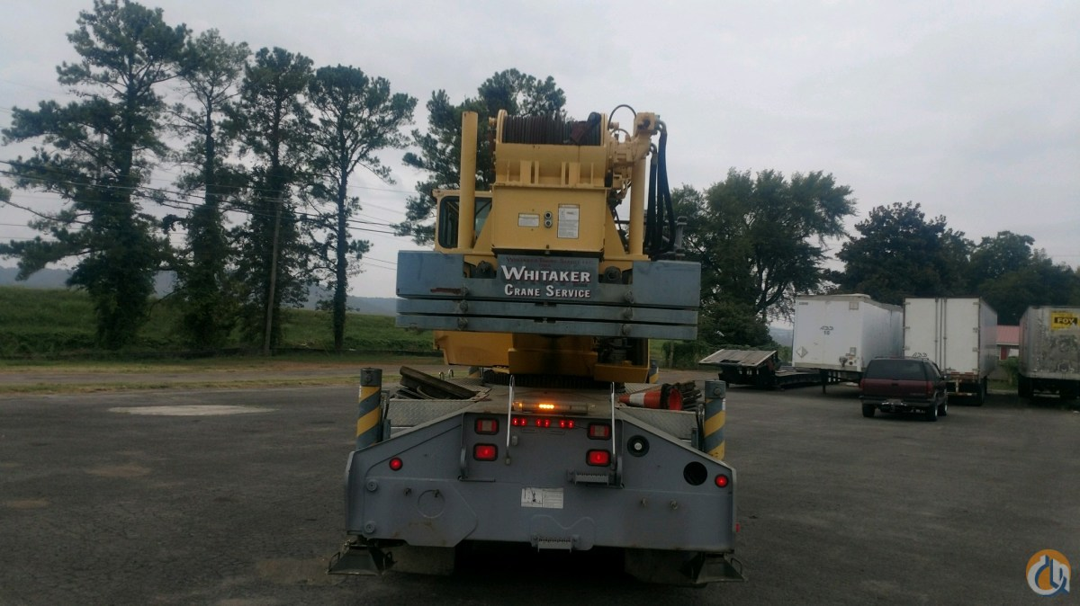 Sold 2000 Grove TMS540 Crane for  in Guntersville Alabama on CraneNetwork.com