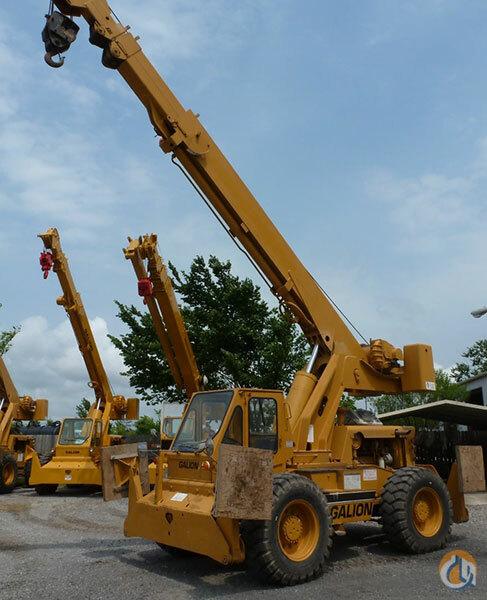 Used Jib Cranes Houston : Crane for sale in houston texas on cranenetwork