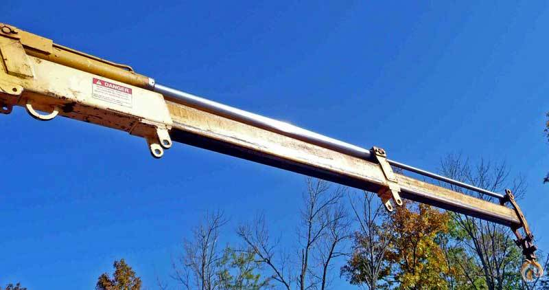 Sold 1987 Imt Knuckleboom 8025 Crane For On Cranenetwork Com