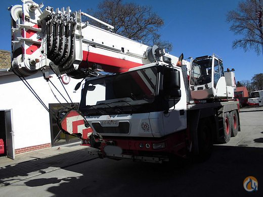 2010 Grove GMK3050 Crane for Sale in Truckee California on CraneNetwork.com