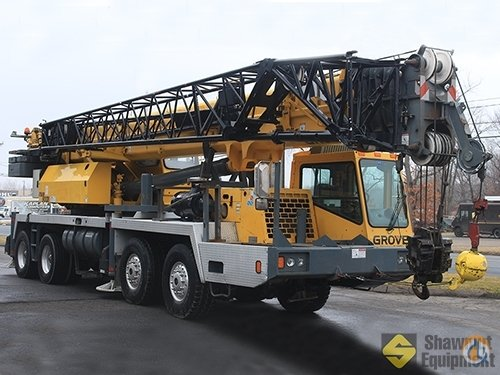 2006 Grove TMS900E Crane for Sale in Manchester Connecticut on CraneNetwork.com