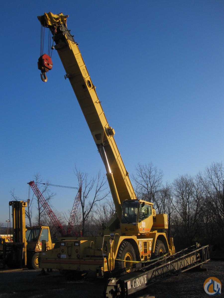 GROVE RT860B FOR SALE Crane for Sale in Toledo Ohio on CraneNetworkcom