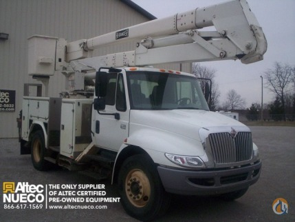 2006 HI RANGER HR46 Crane for Sale in Fort Wayne Indiana on CraneNetwork.com