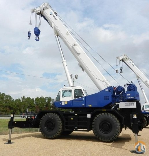 2013 Tadano GR-750XL-2 For Sale or Rent Crane for Sale or Rent in Edmonton Alberta on CraneNetwork.com