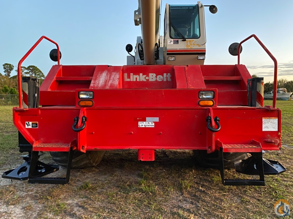 2012 Linkbelt RTC-8065 SERIES II 65 ton Florida Crane for Sale in Fort Pierce Florida on CraneNetwork.com